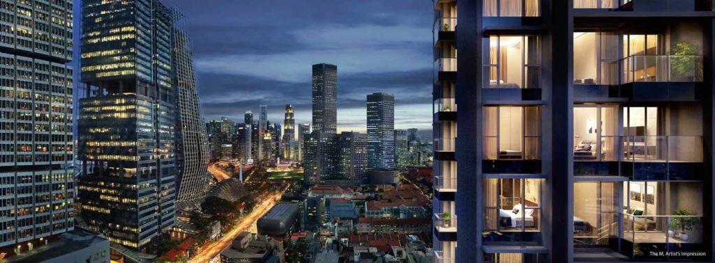 The-M-condo-City-Skyline
